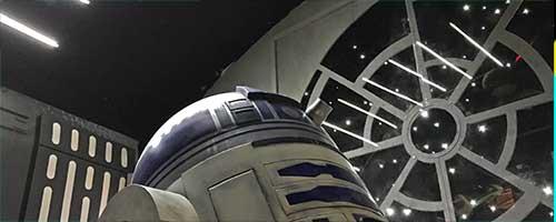 Szabadulós játék Budapest - Escape Zone - Star Wars pálya